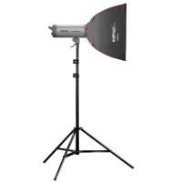 walimex pro Softbox PLUS OL 40x40cm pro&K Serie Nr. 19181