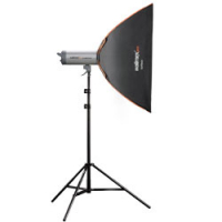 walimex pro Softbox PLUS OL 60x90cm Elinchrom Nr. 19219