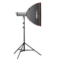 walimex pro Softbox OL 60x60cm Broncolor Nr. 18932