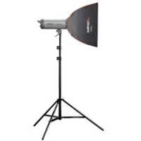 walimex pro Softbox PLUS OL 40x40cm Broncolor Nr. 19179