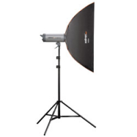 walimex pro Softbox PLUS OL 22x90cm Balcar Nr. 19278