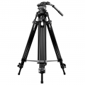 mantona Video Tripod Dolomit 1100, 133cm No. 18634