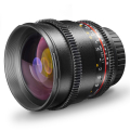 walimex pro 85/1,5 VDSLR Lens for Canon M No. 20126