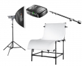 walimex Shooting Table L Studio Flash Set II No. B16703